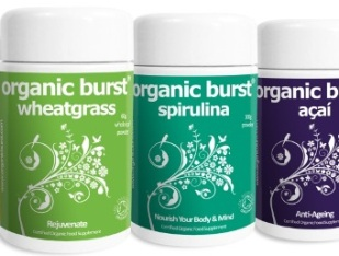 organic burst which one are you