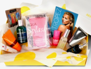 selfridges beauty box