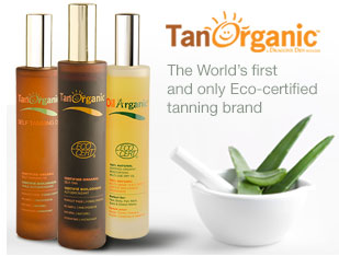 TanOrganic Self-Tanning Oil