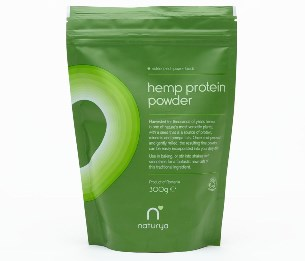 hemp powder