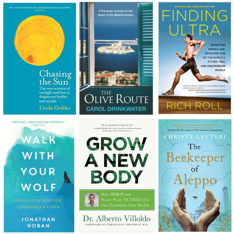 SIX BOOKS FOR SUMMER