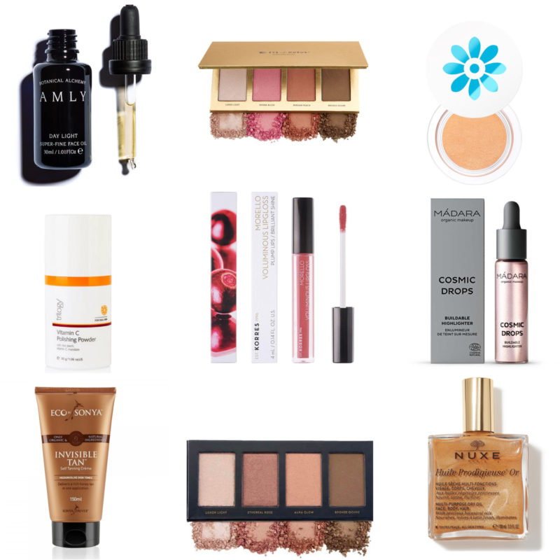 9 GLOW-UP GREEN BEAUTY FAVOURITES FOR AUTUMN